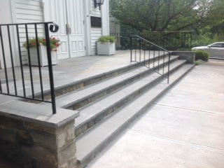Steps and Walkways in Mendham, NJ